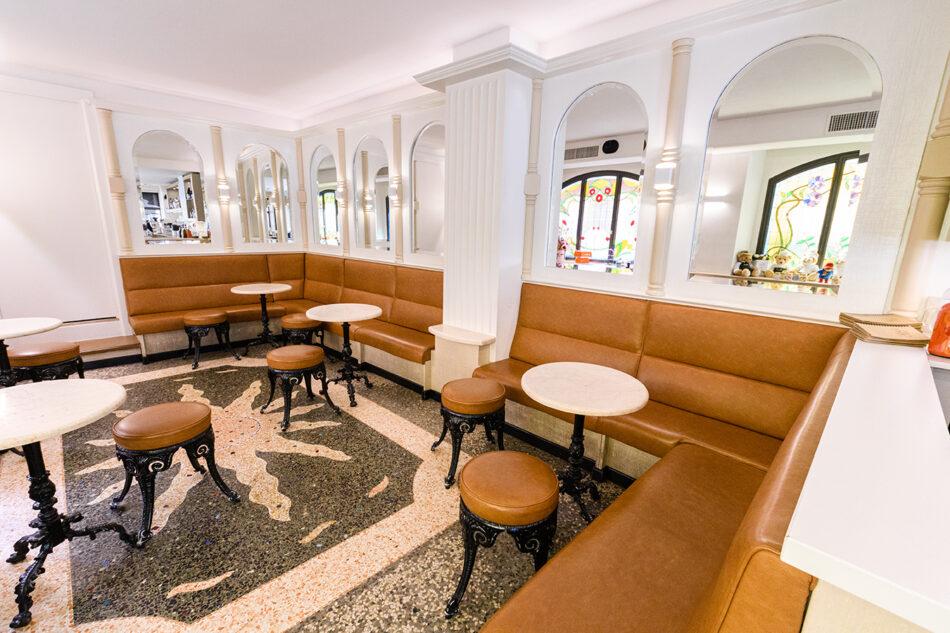 interno caffè Deco'