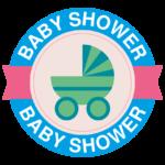 menu baby shower